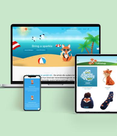 Tuki-website